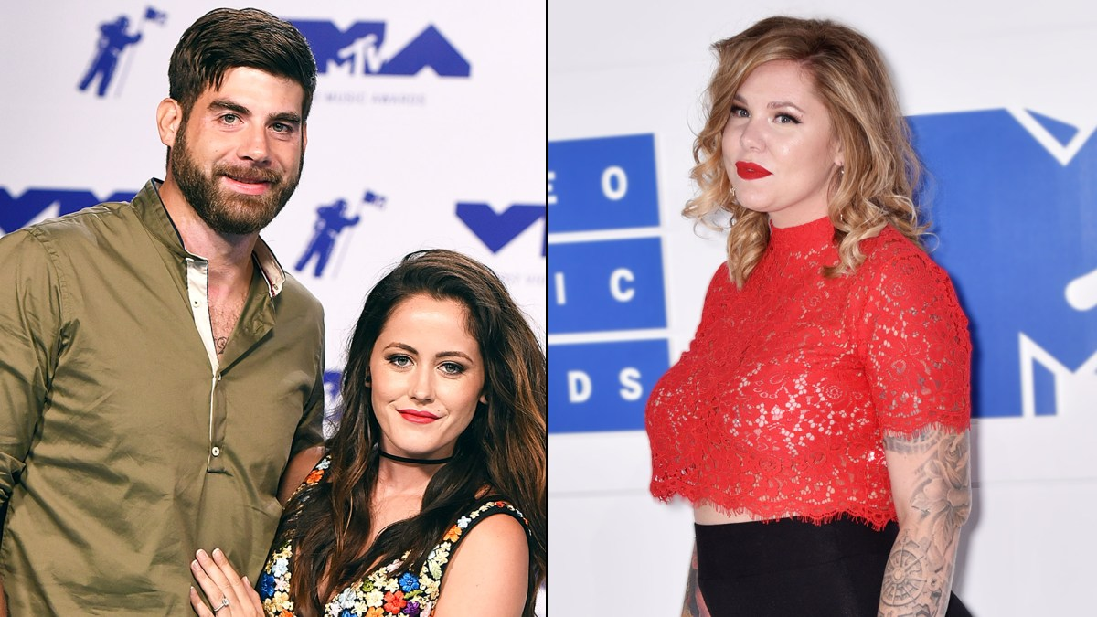 Jenelle Evans Defends David Eason After Kailyn Lowry Comments