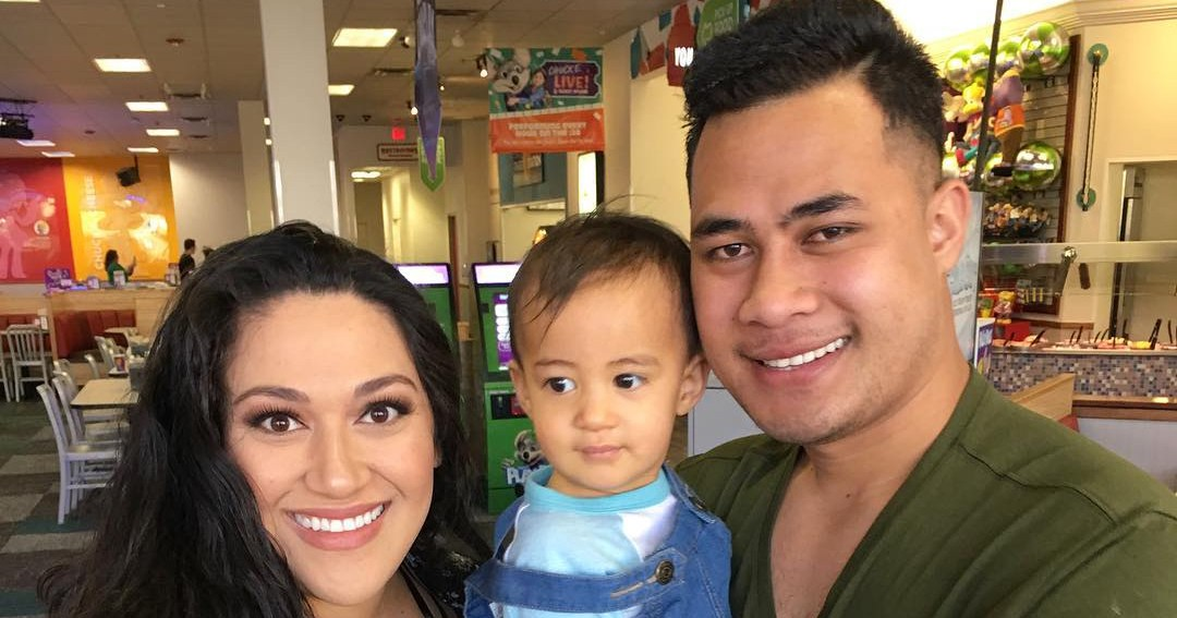 90 Day Fiance's Kalani, Asuelu Celebrate Son's First Birthday