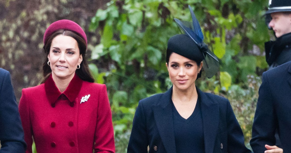 Everything We Know About Kate and Meghan Complex Relationship