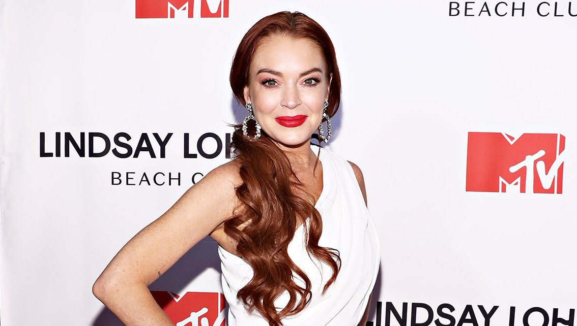 Lindsay Lohan Says She 'Never Really Cared About Who's Rooting Against' Her Lindsay Lohan's Beach Club