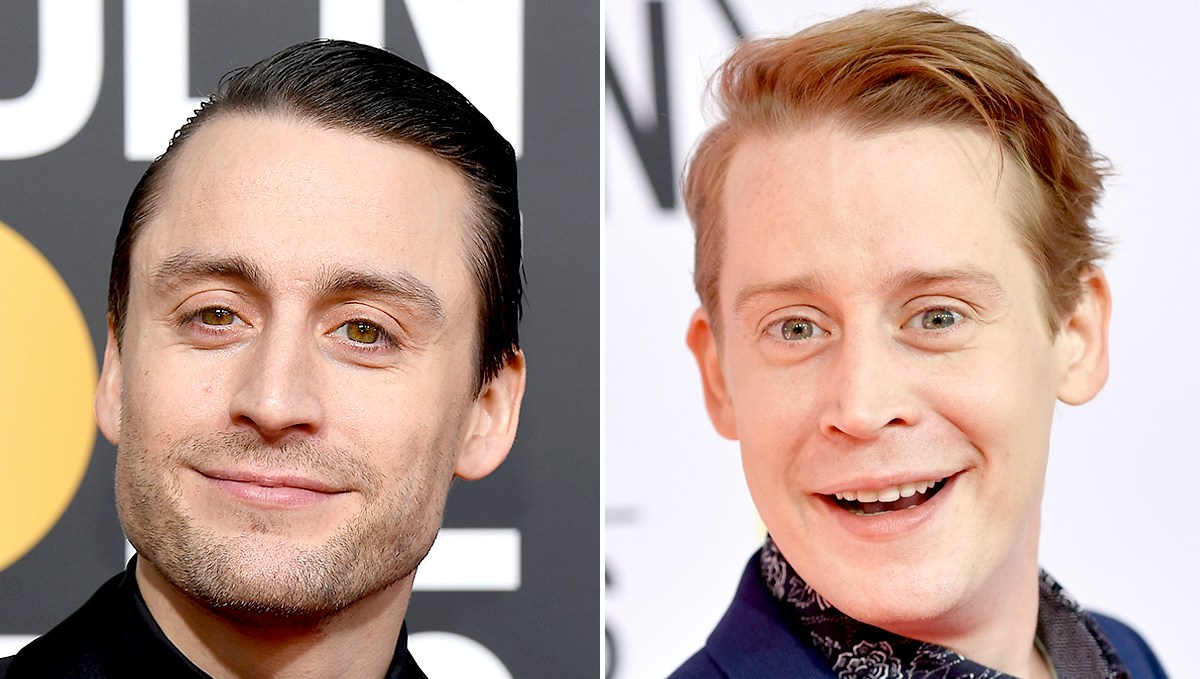 Macaulay-Kieran-Culkin-tweeting-golden-globes-2019