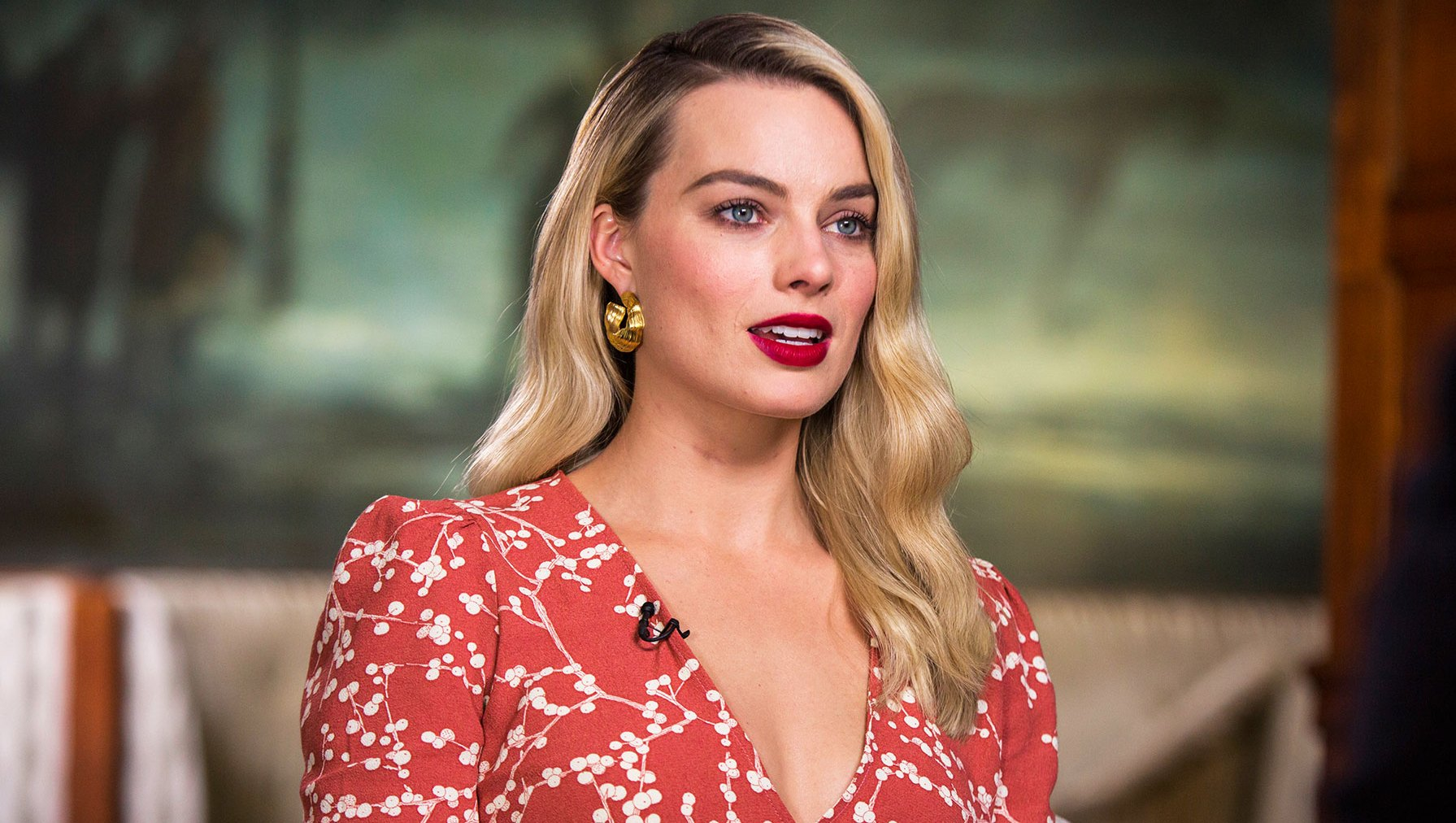 Margot Robbie Is Done Answering Questions About When She'll Have a Baby
