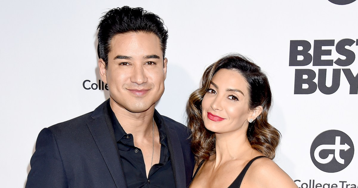 Mario Lopez's Wife Courtney Is Pregnant With Baby No. 3
