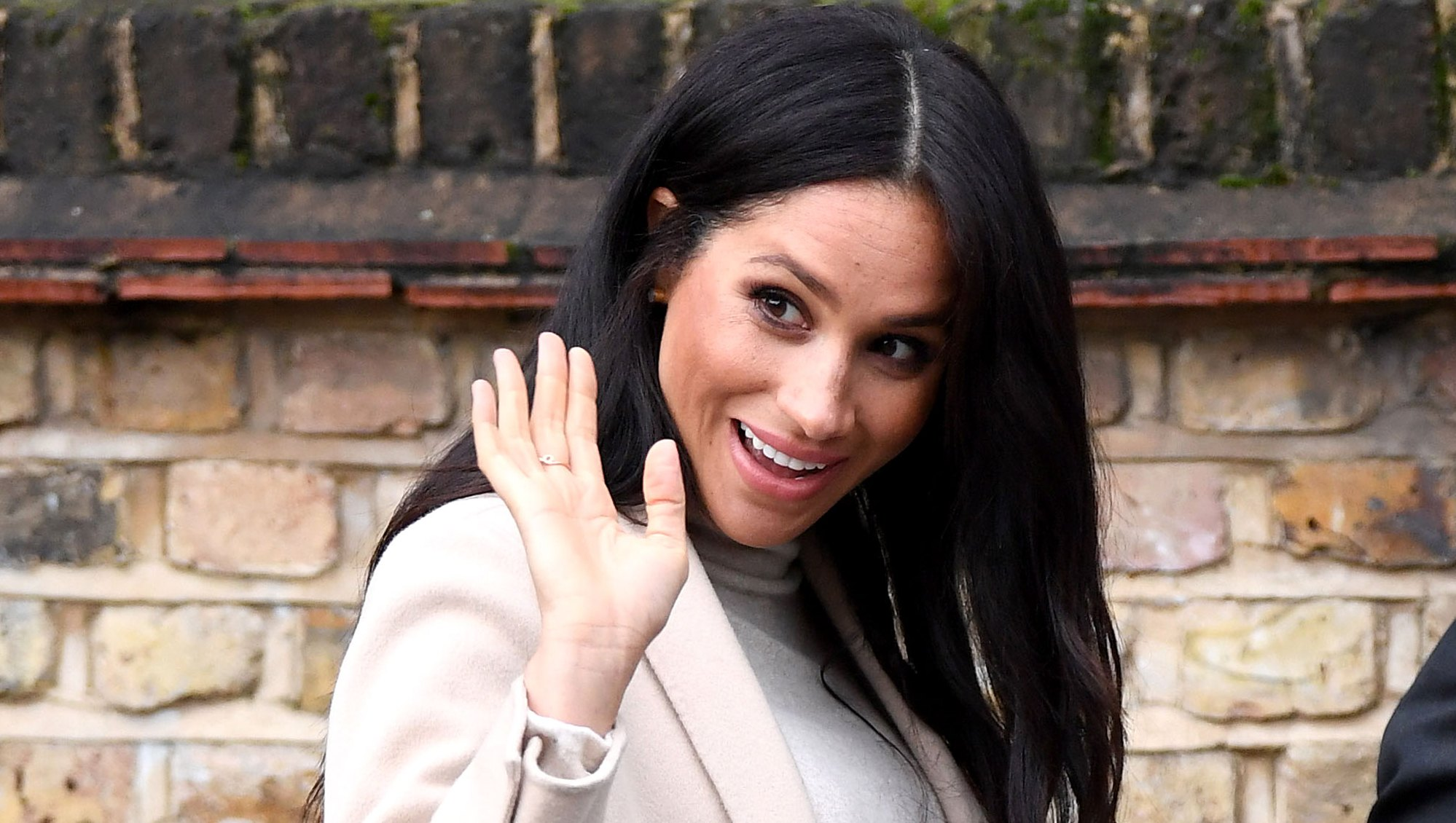 Pregnant Duchess Meghan Cracks Up After Woman Calls Her a 'Fat Lady' at London Animal Charity