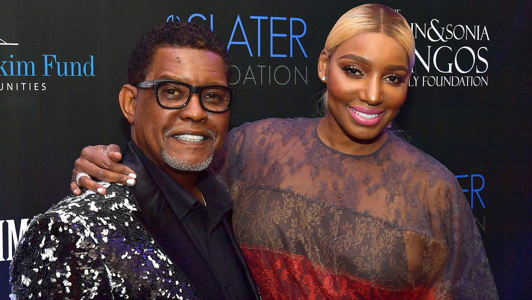 Gregg Leakes Defends NeNe Leakes After She Admits She Struggles With His Cancer