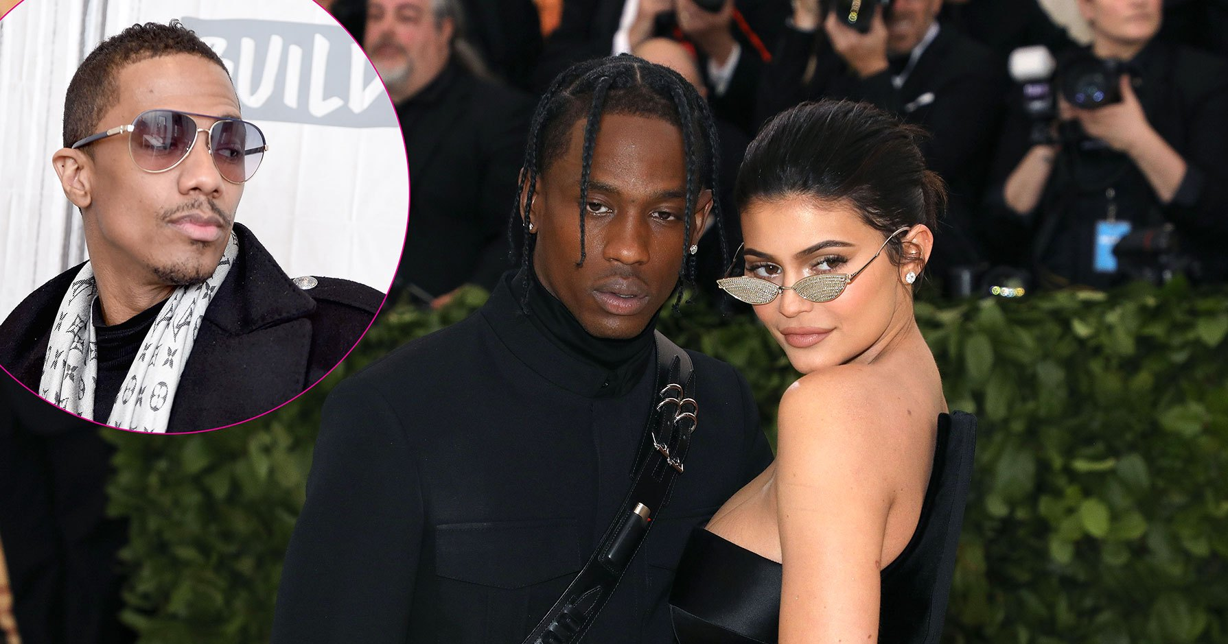 Nick Cannon Slams Travis Scott's Relationship With Kylie Jenner