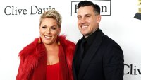 Pink's Family of 4 Rides a Dirt Bike Without Helmets: 'What You Think Parent Police?'