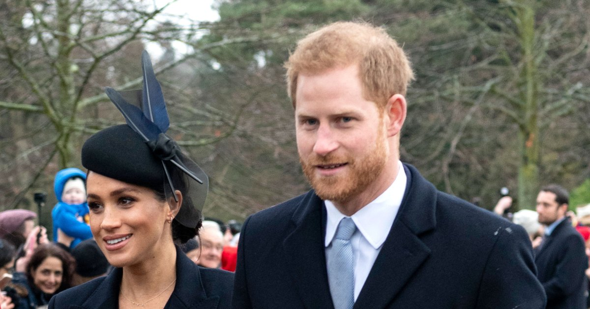 Prince Harry Leaves Pregnant Duchess Meghan at Home As He Visits Pub