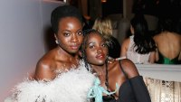 SAG Awards 2019 After Party Danai Gurira Lupita Nyongo