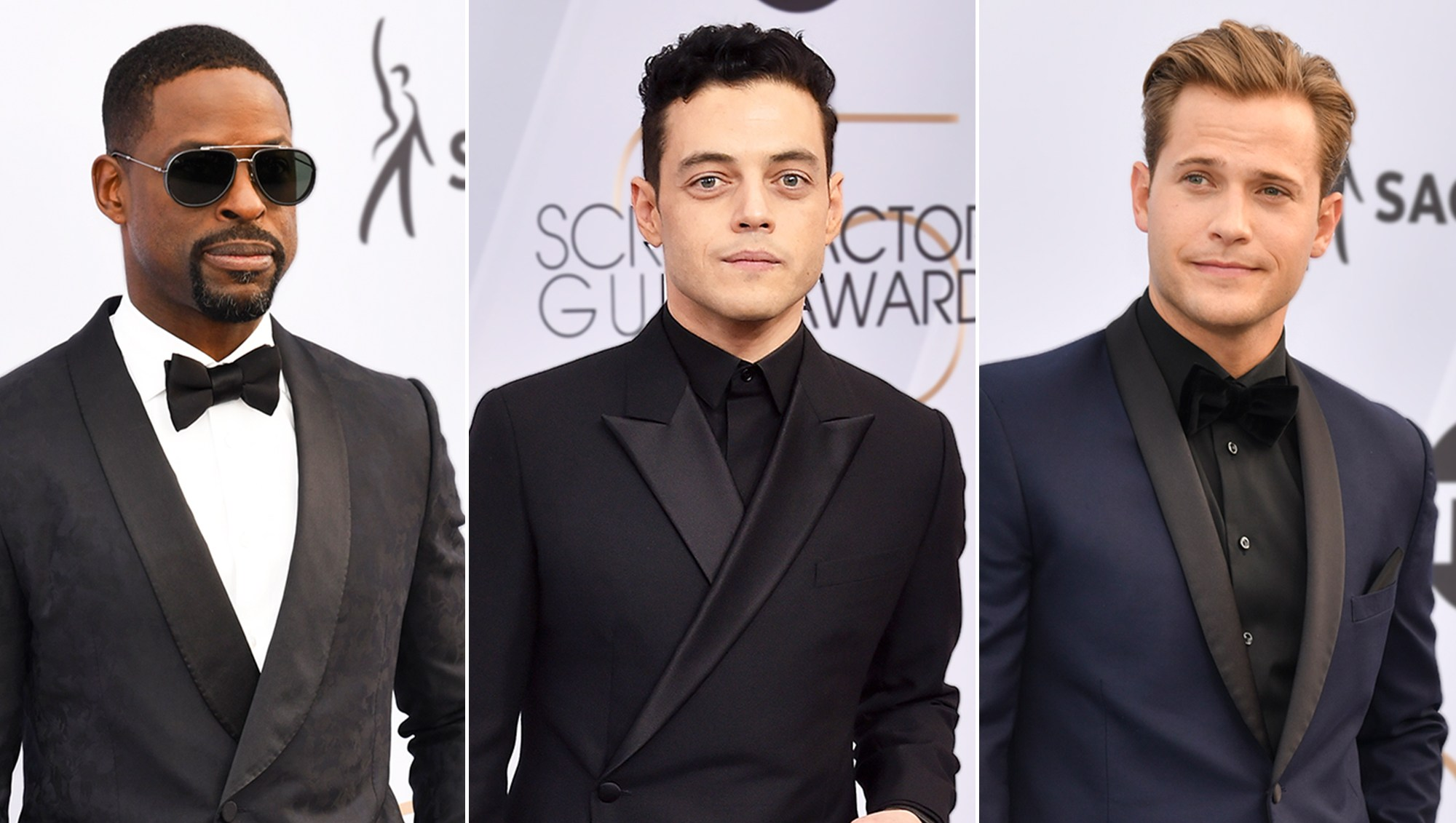 SAG Awards 2019 Hottest Hunks