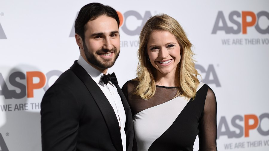 Sara Haines Is Pregnant, Expecting Her First Child With Husband Max Shifrin