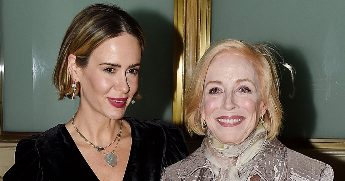 Sarah Paulson Holland Taylors Quotes About Their Love Age Gap