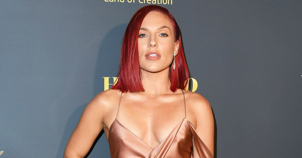 Dancing With the Stars' Sharna Burgess: Some of My Dance Partners Have Tried to 'Hook Up' With Me