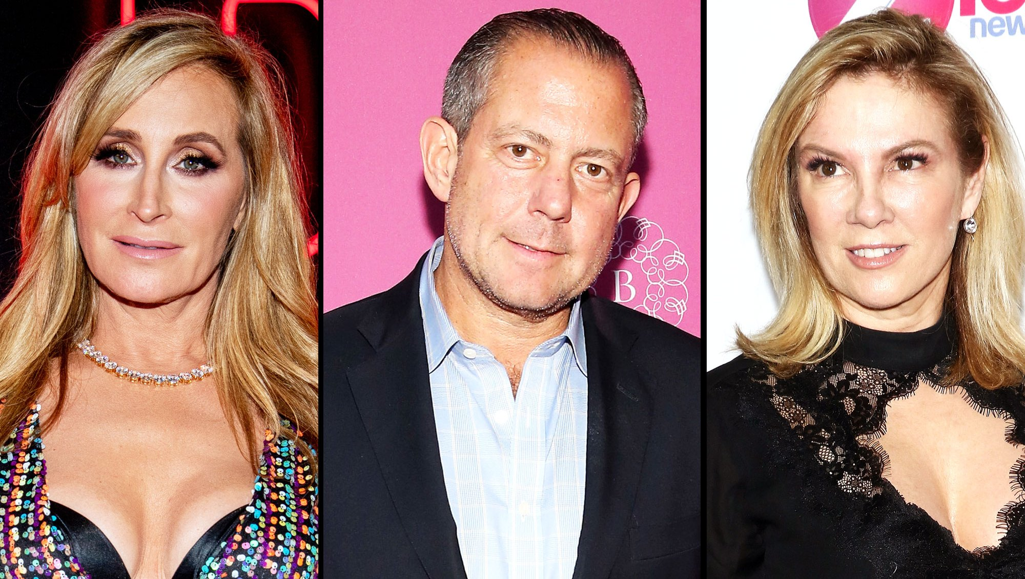 Sonja Morgan Says She Was 'Not Happy' With Harry Dubin After Ramona Singer Kiss Photos Surfaced