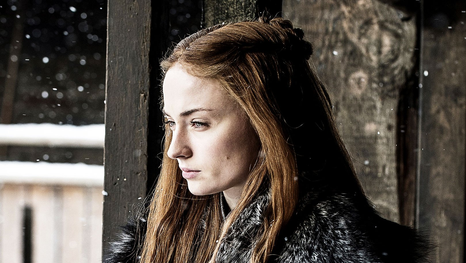 Sophie Turner Revealed That She Couldn't Wash Her Hair While Shooting Certain Seasons of Game of Thrones
