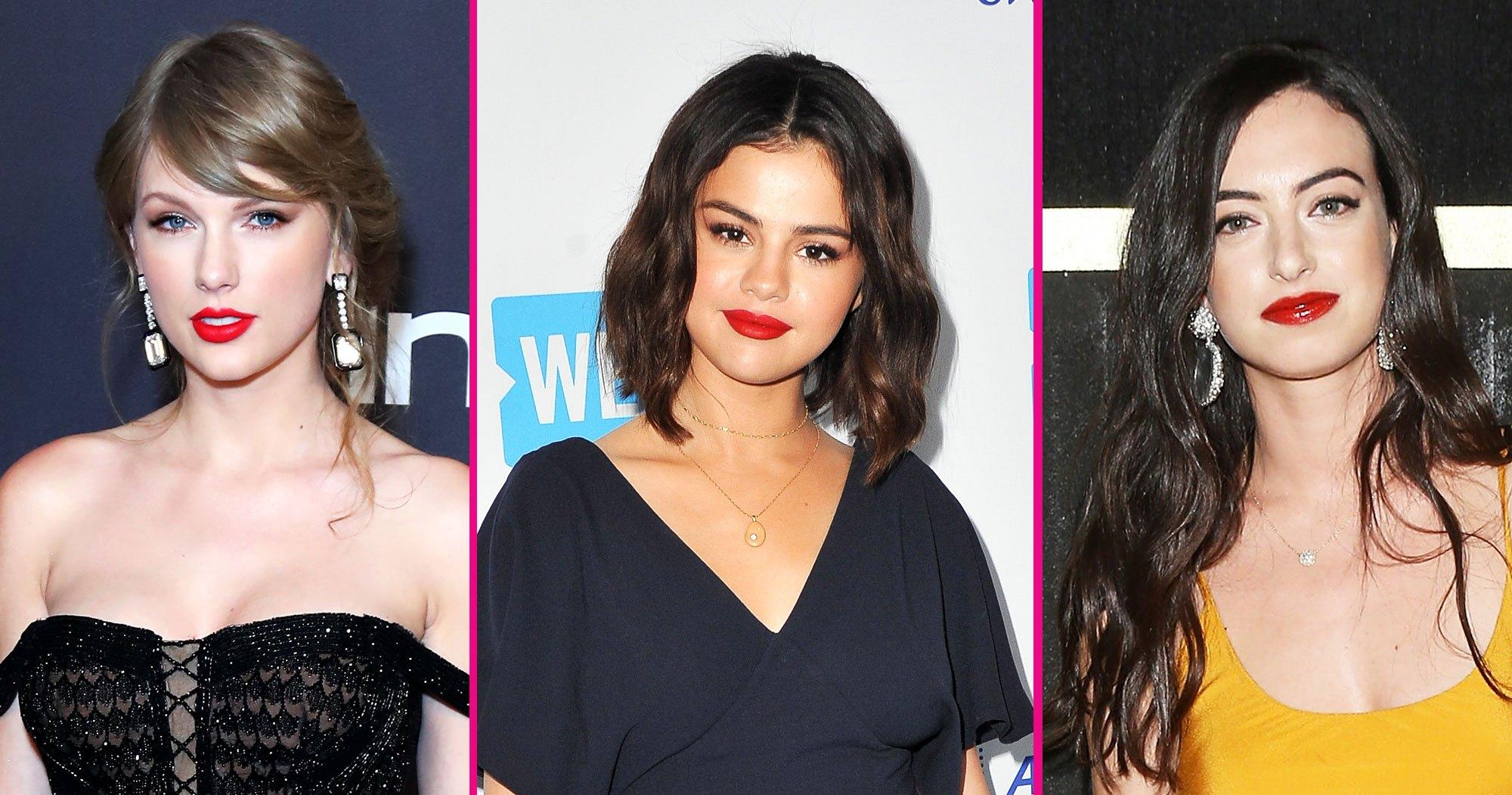 Taylor Swift Enjoys Girls' Night With Selena Gomez and Cazzie David: Pic