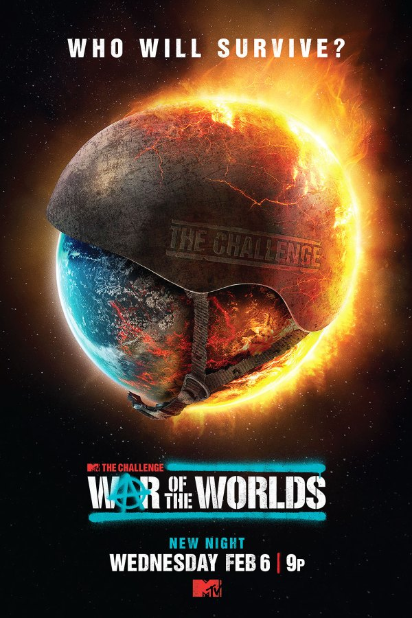 'The Challenge: War of the Worlds' Trailer: Tears and ...