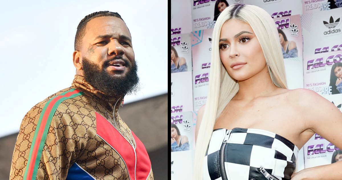 The Game Raps About Making Kylie Jenner Frosted Flakes After Kim Lyrics
