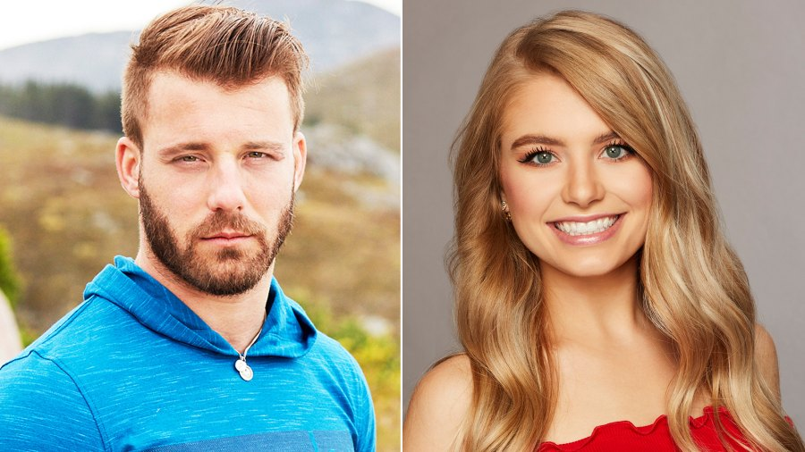 Why The Challenge's Paul Calafiore Was Out With The Bachelor's Demi Burnett