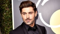 golden globes Zac Efron's Grandpa Celebrates 91st Birthday — With the Actor's Teenage Glamour Shots Hanging on His Walls