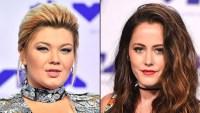 Teen Mom OG's Amber Portwood Threatens to 'Beat' Jenelle Evans