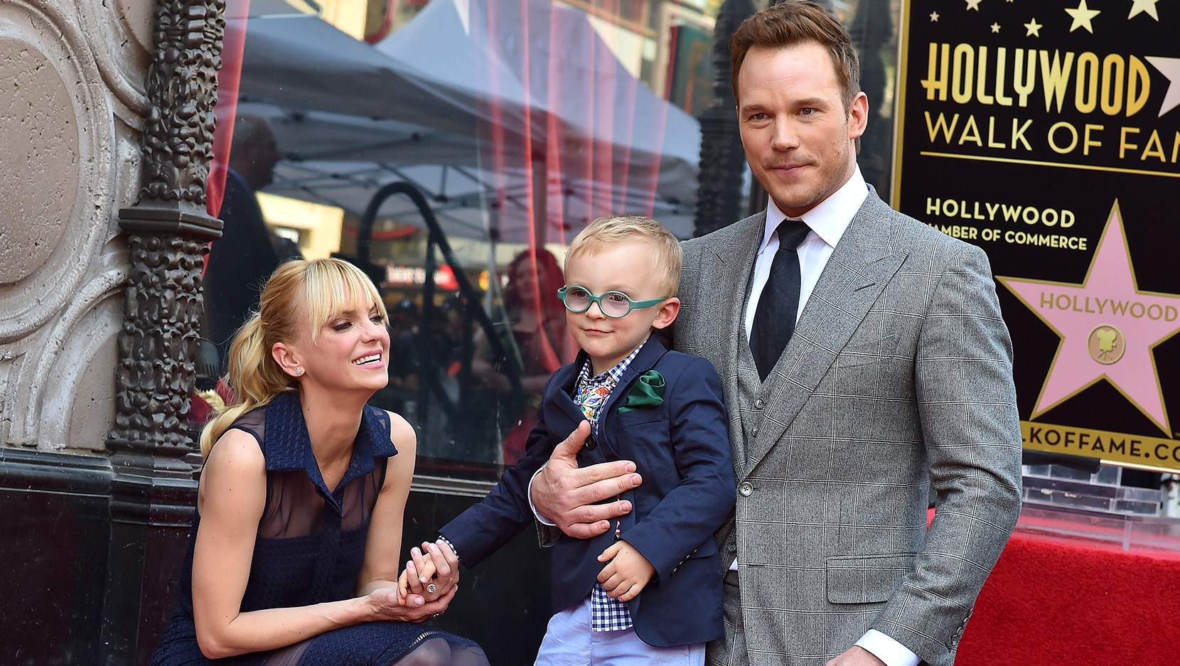 Everything Chris Pratt and Anna Faris Have Said About Coparenting Their Son Jack