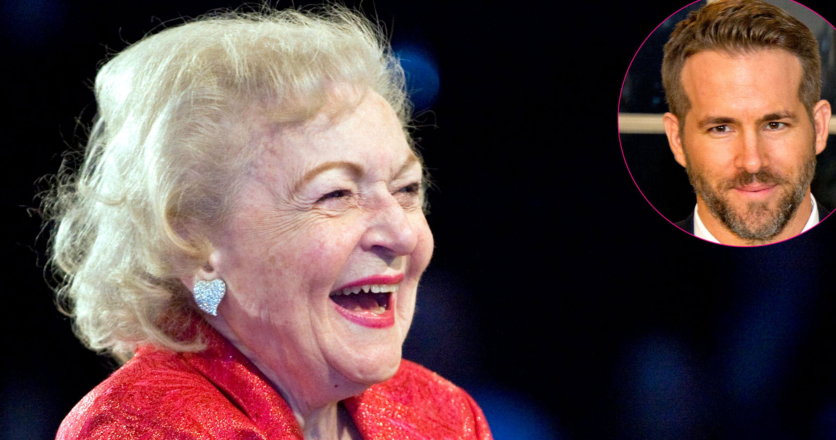 Ryan Reynolds, Hoda Kotb and More Celebs Wish Betty White Happy 97th Birthday