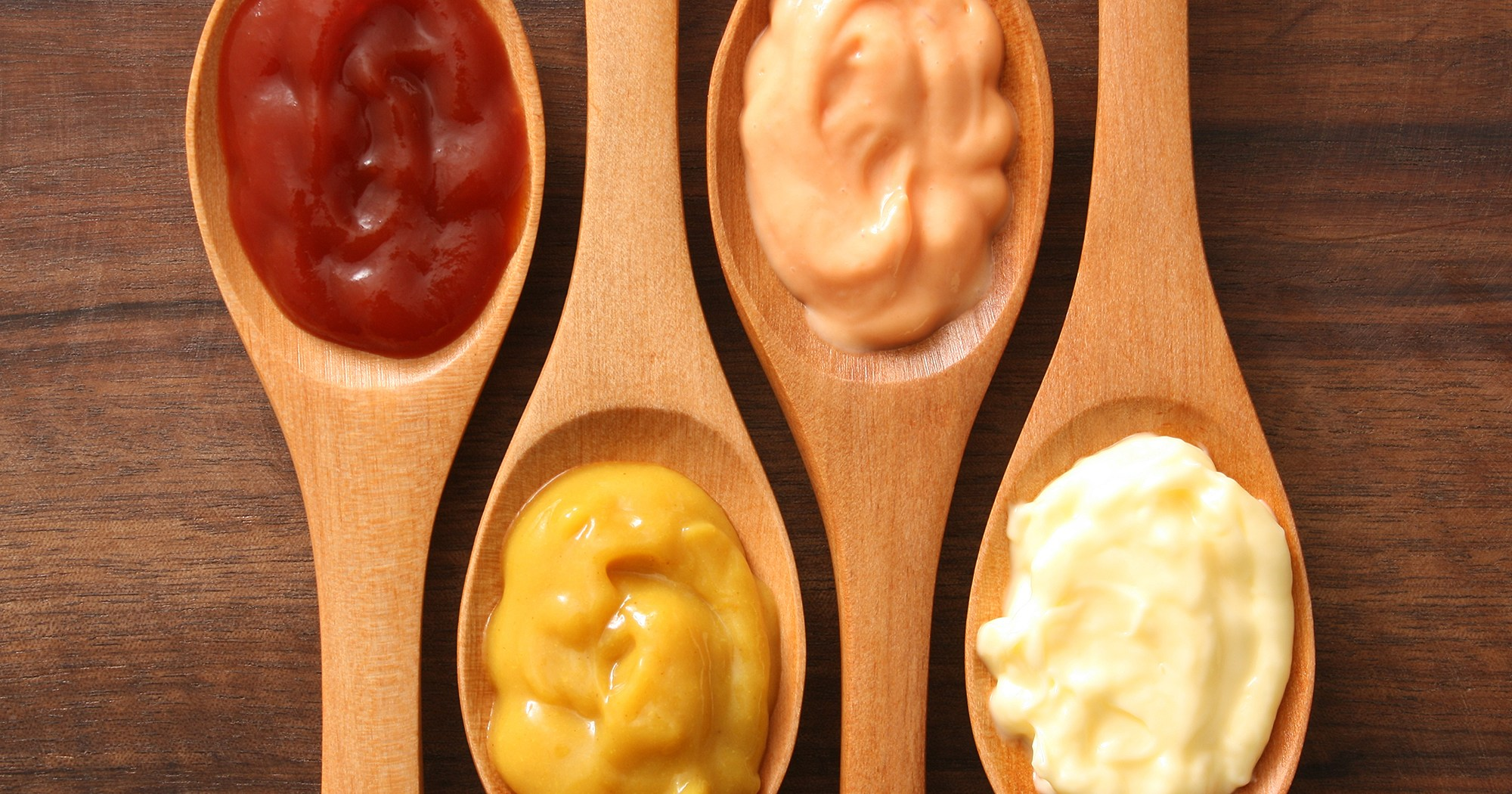 See This List of America's Favorite Condiments by State: Sriracha, Ranch and More