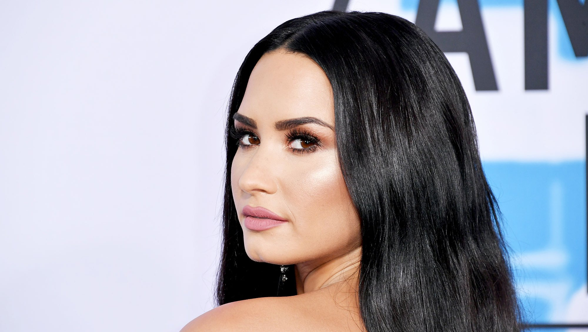 Demi Lovato Drinks Sparkling Cider on New Year's Eve After Overdose