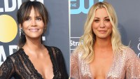 Halle Berry, Kaley Cuoco present golden globes