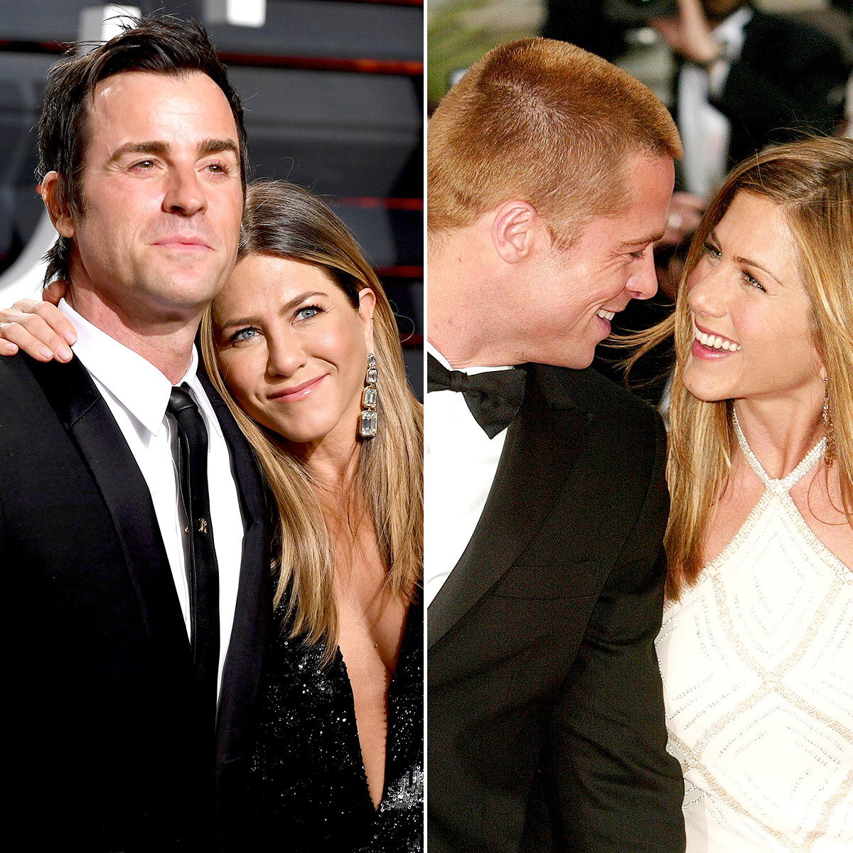 Jennifer Aniston dating rekord