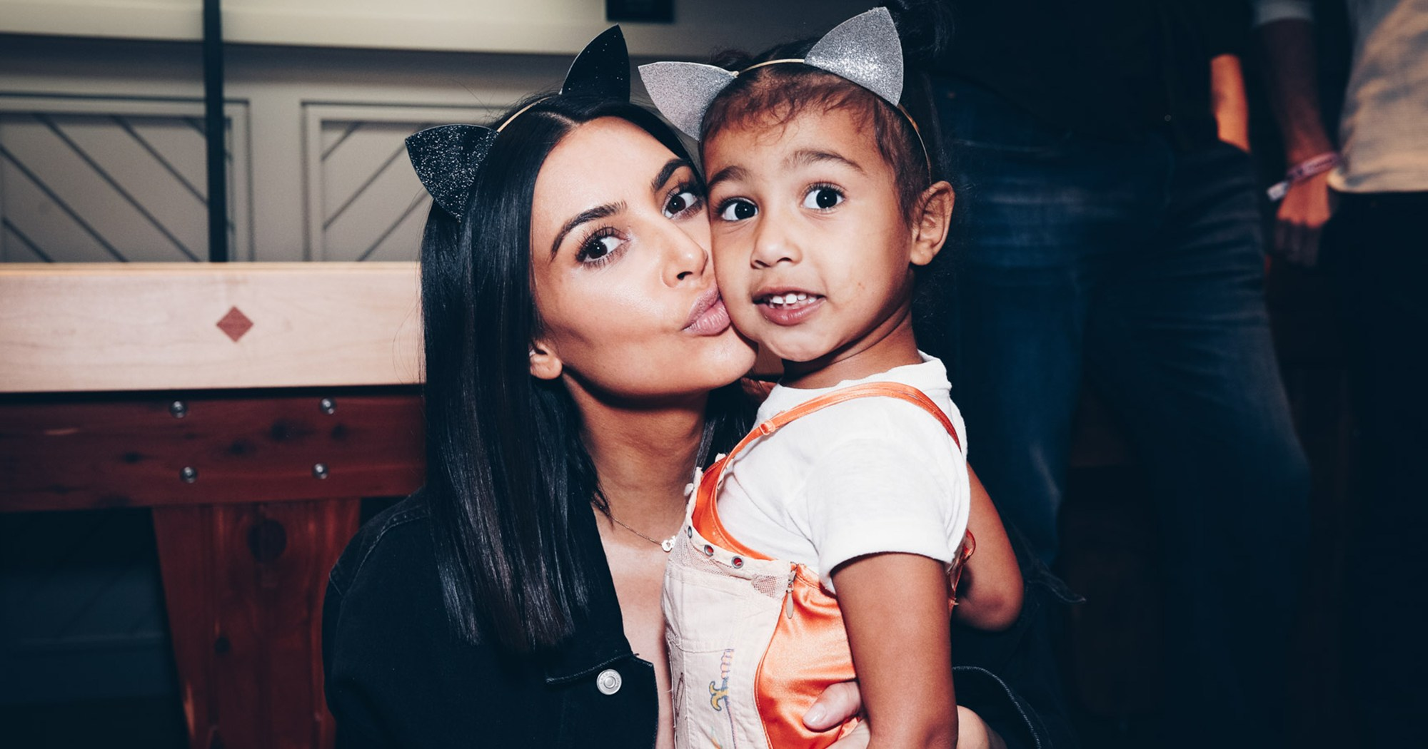 Kim Kardashian Is a Hands-On Mom With North, Saint, Chicago