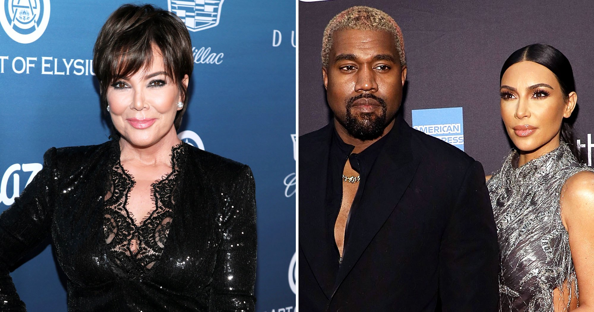 Kris Jenner Reacts to Kim Kardashian Expecting Baby No. 4 With Kanye