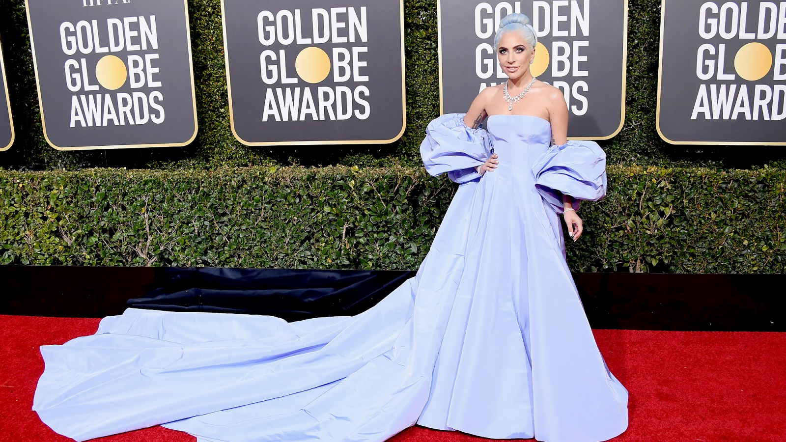 0f8c04fc33b4 Golden Globes 2019 Red Carpet Fashion: See Celeb Dresses, Gowns