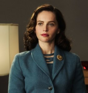 Felicity Jones stars as Ruth Bader Ginsburg in Mimi Leder's ON THE BASIS OF SEX.