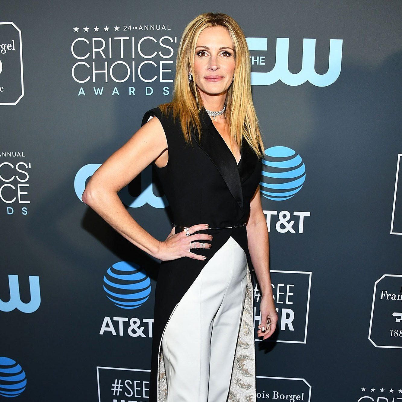 Julia Roberts Critics' Choice Awards 2019
