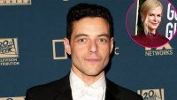 rami malek reacts to awkward nicole kidman moment golden globes 2019