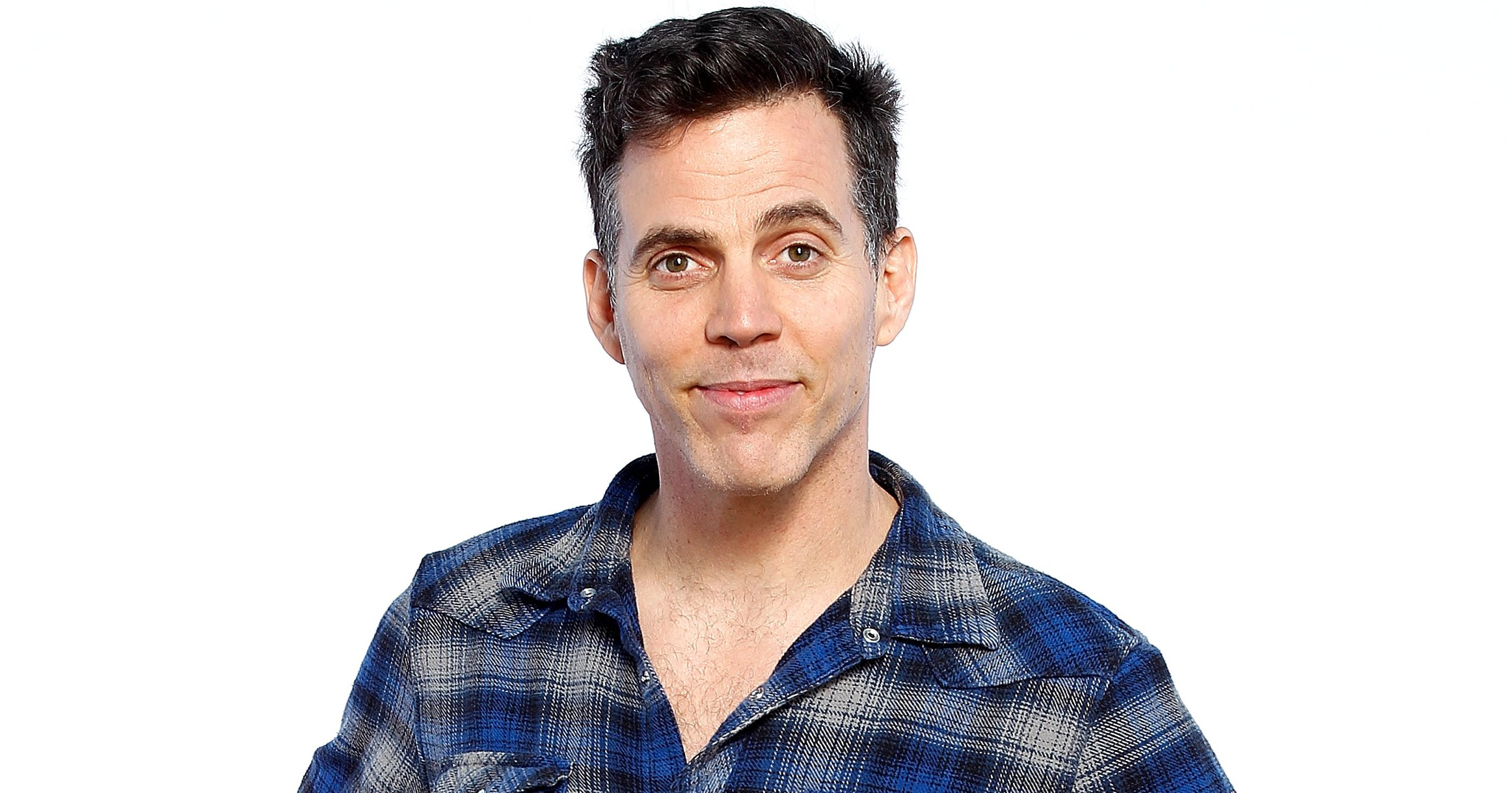 Steve-O Talks Snorting Cocaine Tainted With HIV-Positive Blood: 'This Is How Desperate and Pathetic I Was'