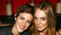 Lindsay Lohan love life gallery