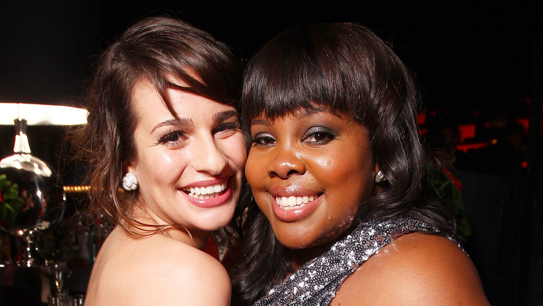 Amber Riley Not Attending Lea Michele Wedding