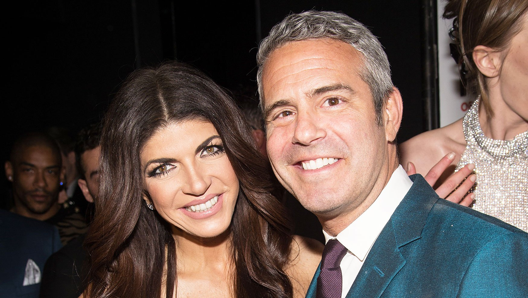 Andy Cohen Hopes Teresa Giudice Hooking Up Blake Schreck
