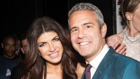 Andy Cohen Hopes Teresa Giudice Hooking Up Blake Schreck