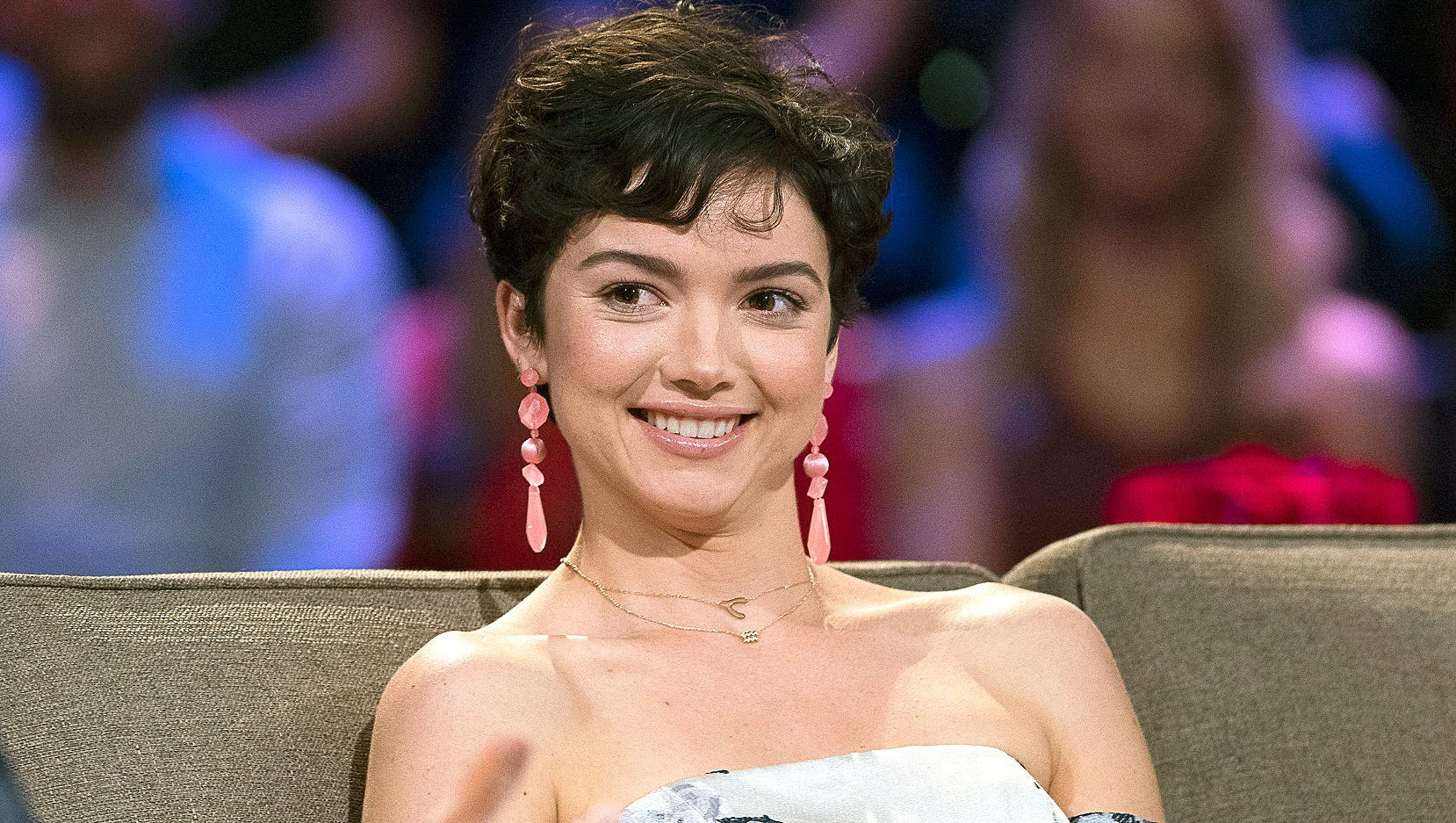 Bachelor's Bekah Martinez Reveals Baby Daughter's Name