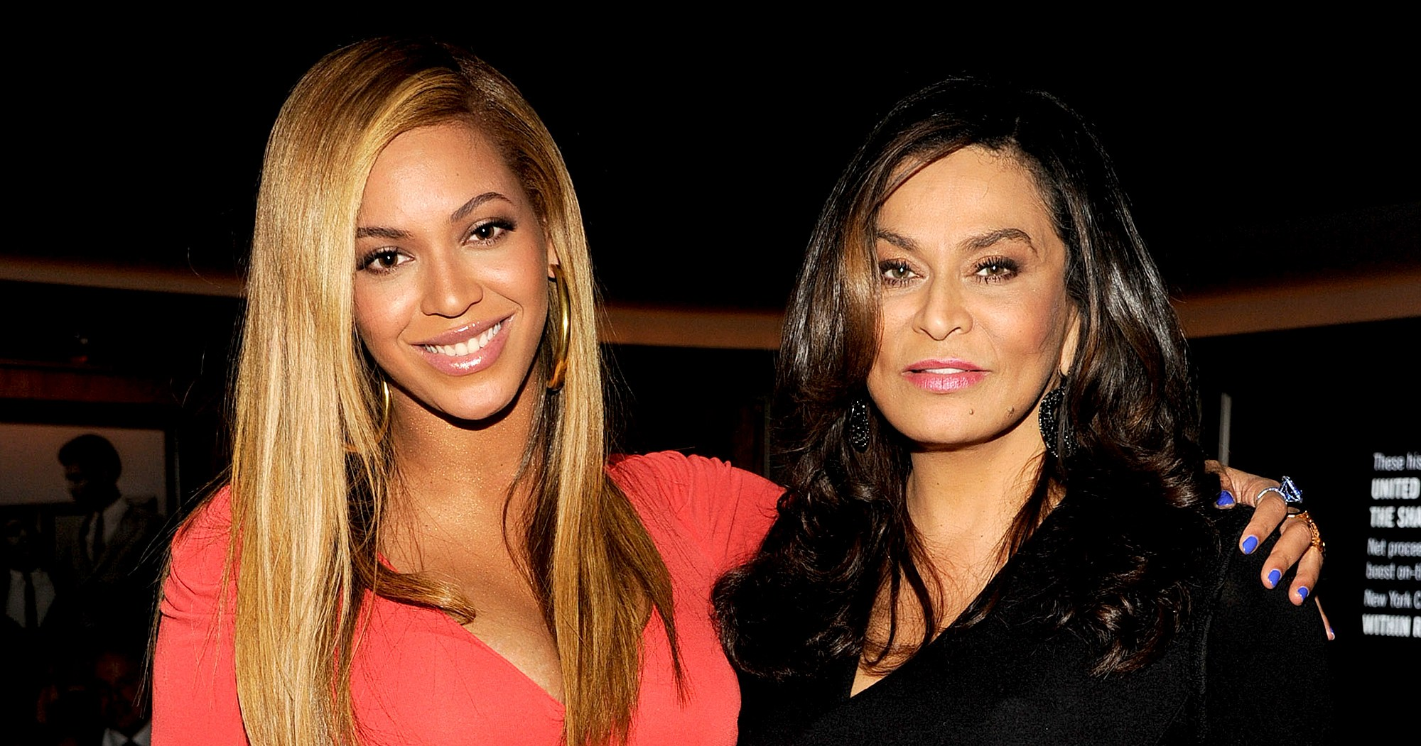 Thanks Mom! Tina Knowles Lawson: My Daughter Beyonce 'Can't Cook'
