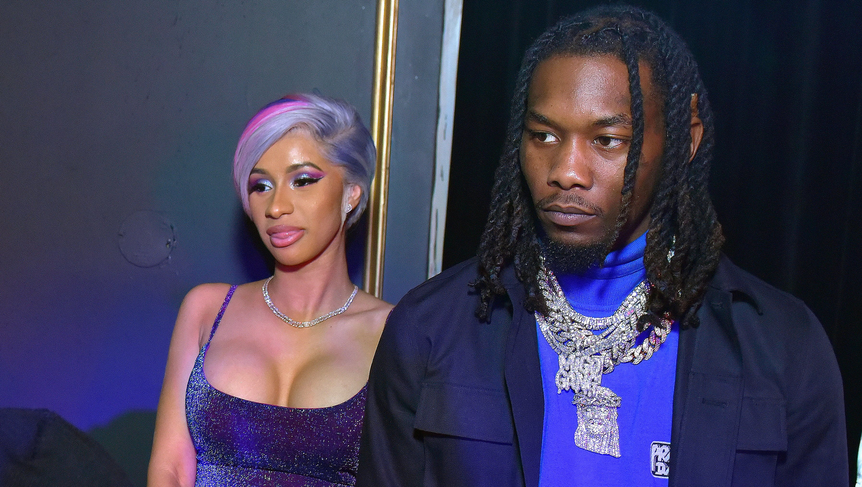 Cardi B Hints There's Hope for Her Relationship With Estranged Husband Offset