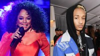 Diana Ross Hands Jaden Smith Microphone Grammys 2019