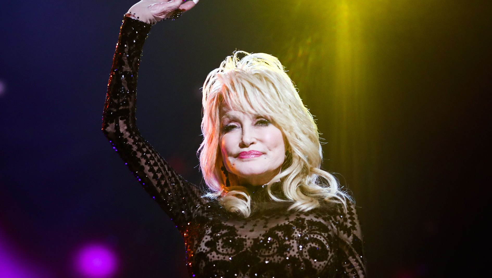 Dolly Parton Divulges The Secret To Her 52 Year Marriage To Carl Thomas Dean Forgive A Lot