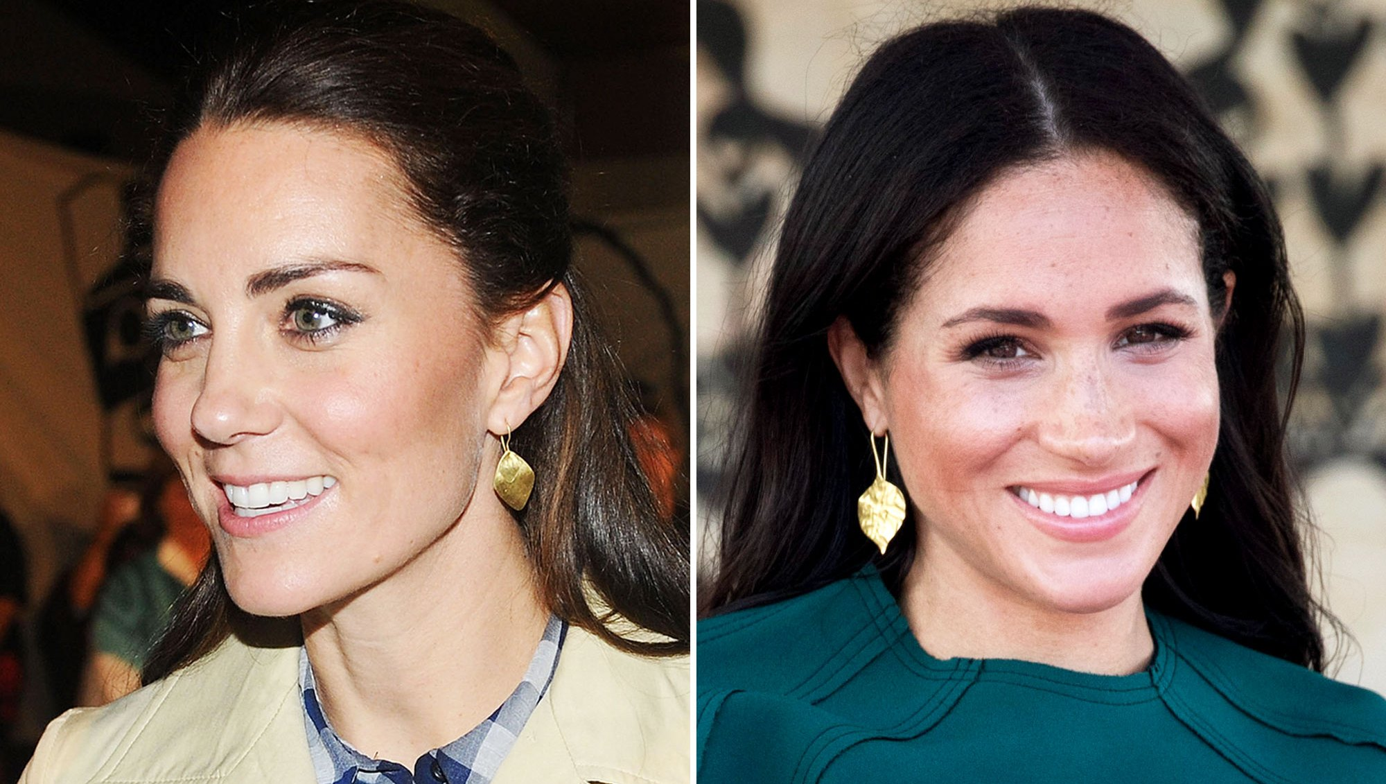 Duchess Kate and Duchess Meghan's Go-To Jeweler On Their Royal Style