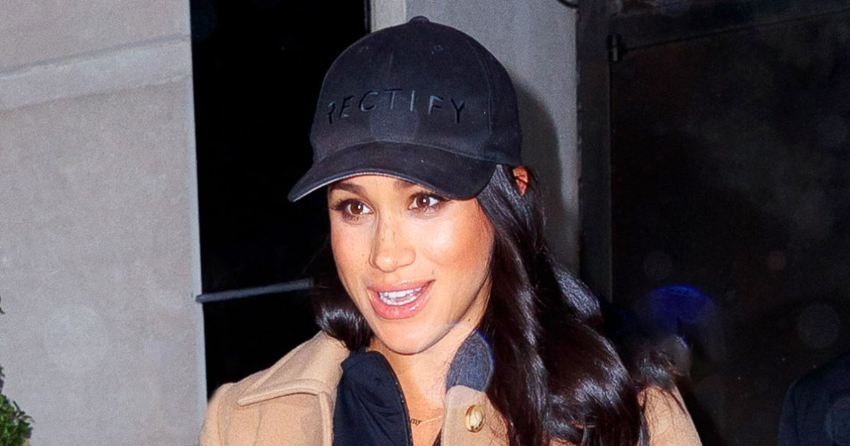 Duchess Meghan Heads Back To London After Nyc Baby Shower