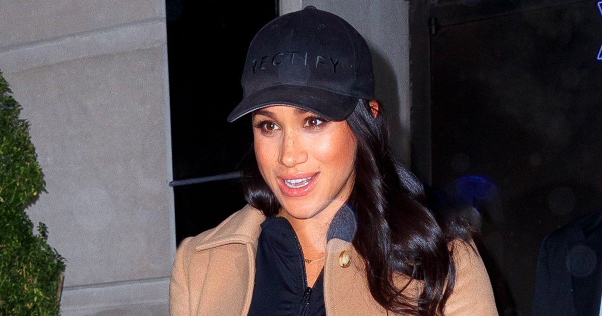 Duchess Meghan S Baby Shower Cookies Were Too Cute Photo